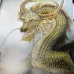 Dragon by 9artists