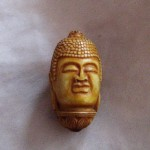 Pendent-buddha head